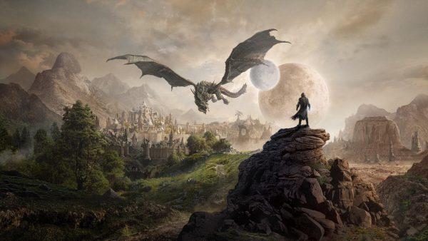 What is The Elder Scrolls Online