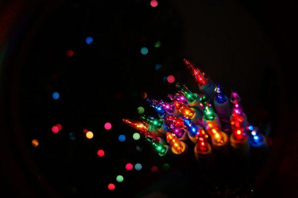 Anne Moris Smart Christmas Lights