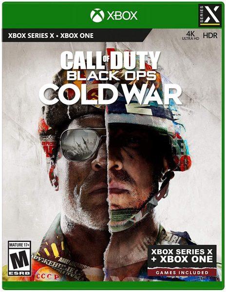 Cold War Xbox Series X