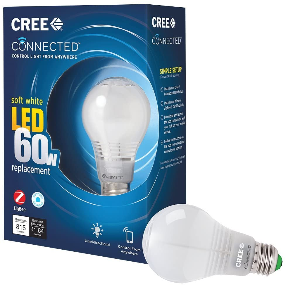 http://Cree%20Connected%20LED%20Bulb