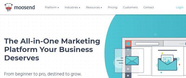 Mooseend Email Marketing