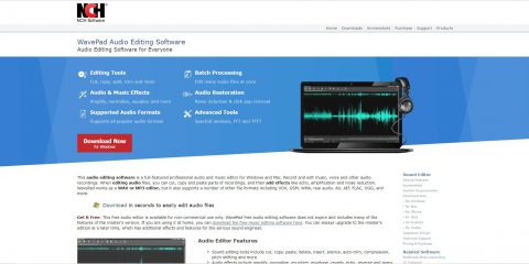 WavePad Audio Editor Review: Edit Audio Files Easily