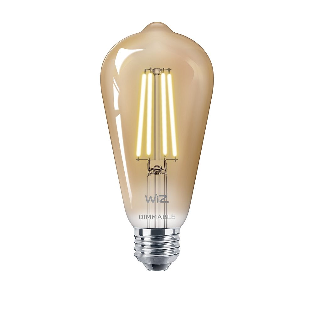 http://WiZ%20Connected%20ST19%20Filament%20Dimmable%20Bulb%20(Amber)