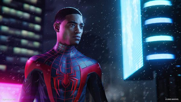 Release Date of Spiderman: Miles Morales