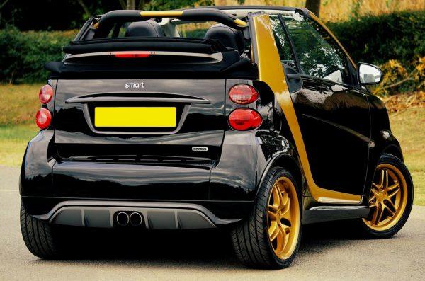 smart car with alexa
