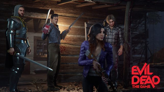 What We Know About Evil Dead: The Game 2021