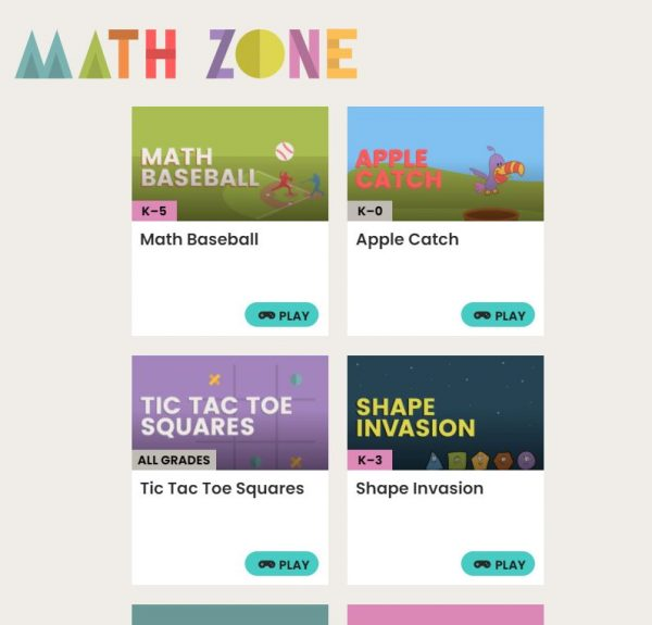 Math Zone