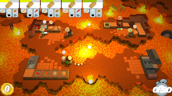 What's New In Overcooked! All You Can Eat?