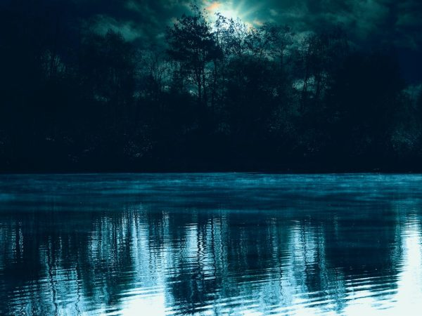 Darkness at Innsmouth