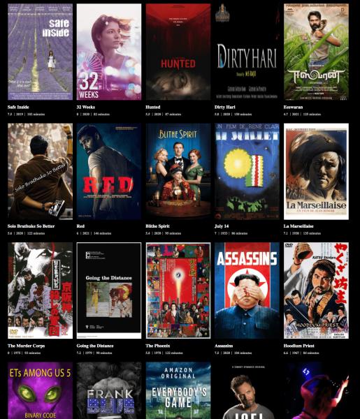 moviebox pro latest shows in january 2021, moviebox pro regular updates