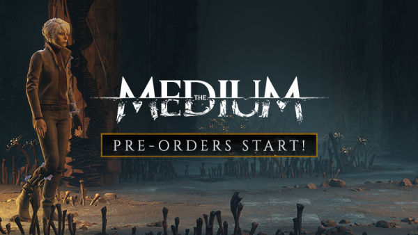 The Medium Preorders Start