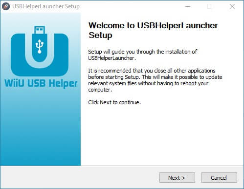 Download Wii U USB Helper