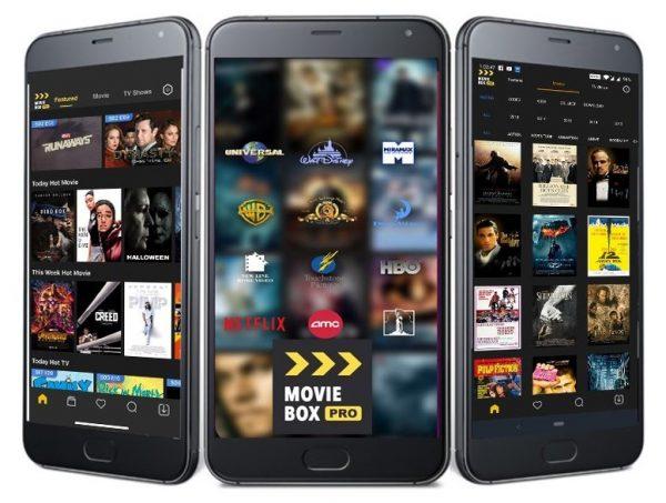 moviebox pro ios interface
