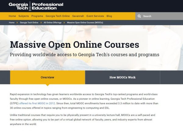 georgia tech online college degree