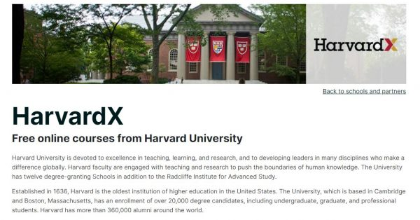 harvard free college courses online