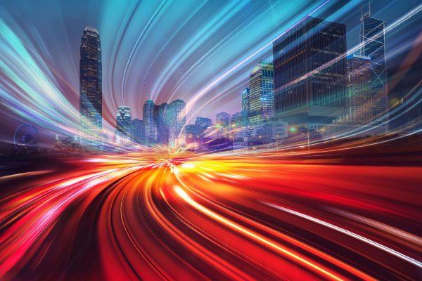 slow shutter speed for motion blur