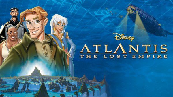 Atlantis- The Lost Empire (2001)