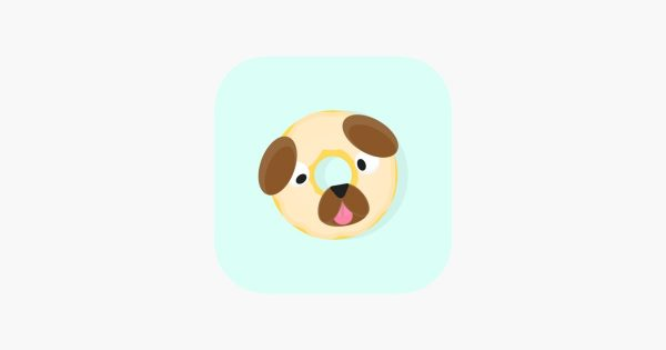 Donut Dog, one of the best study apps