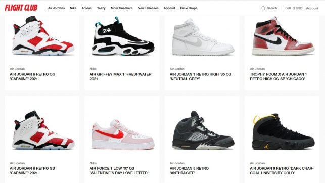 Is Flight Club the Best Sneaker Shopping Website? (Review)