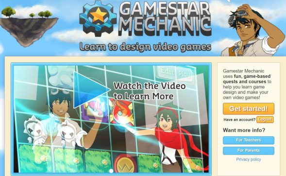 Gamestar Mechanic Review: Create Games Today!