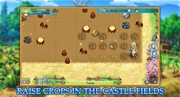 rune factory 4 Learn What Your Tools Do