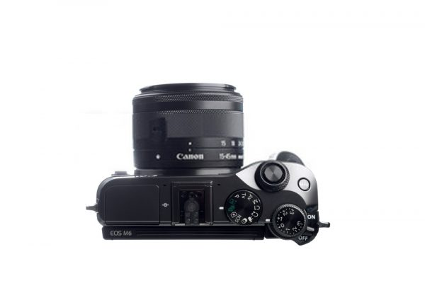 Lenses canon EOS M6