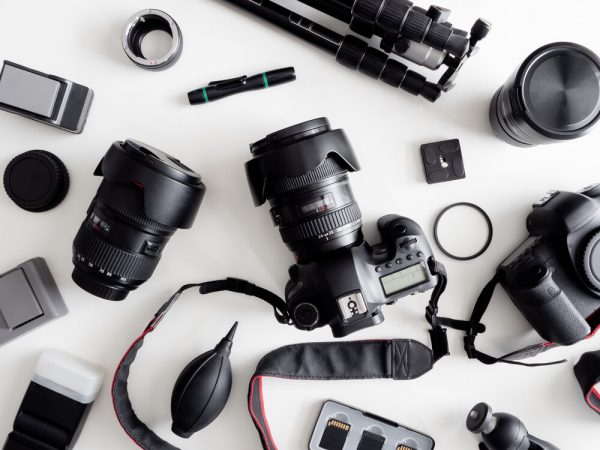 Maintain Camera Lens Cleanliness