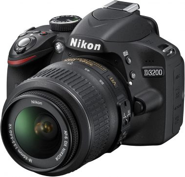 Nikon D3200 Review: Compact But Powerful