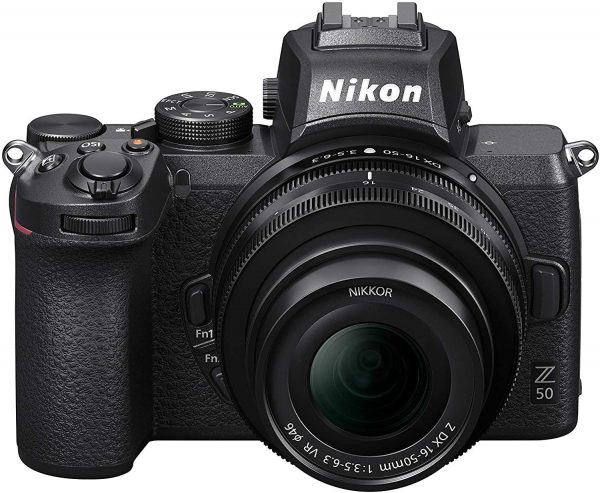 Nikon Z50 mirrorless vs dslr