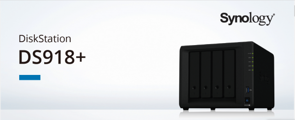 Synology Disk Station DS918+