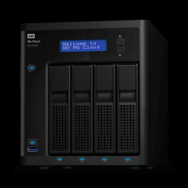Western Digital My Cloud EX 4100