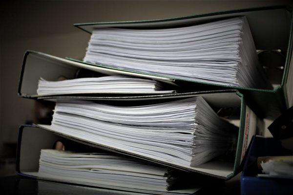 Large File Binders
