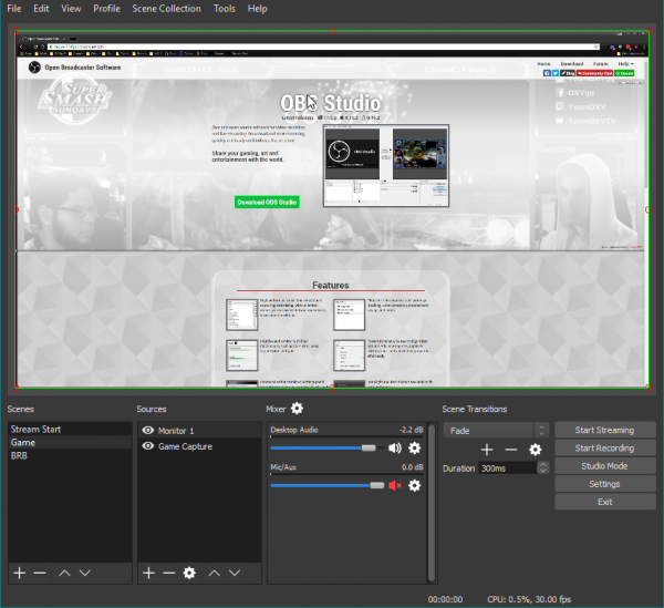 Using OBS Studio With Your DSLR Camera