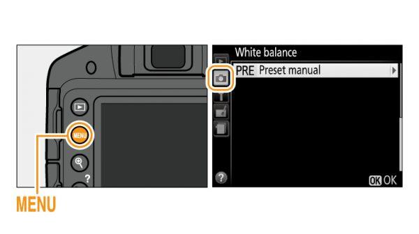 White Balance Metering