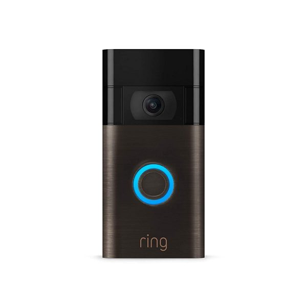wired video doorbell from Ring