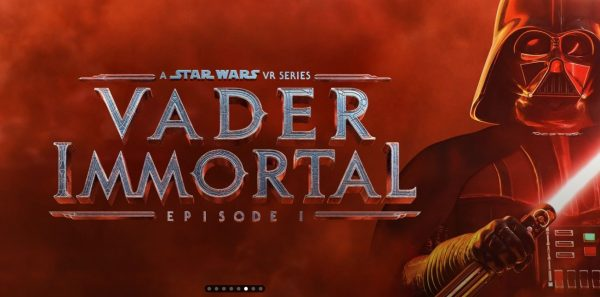 vader immortal game
