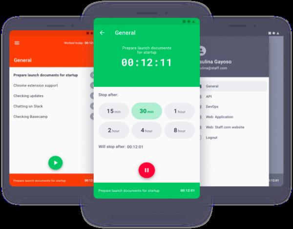 TimeDoctor App