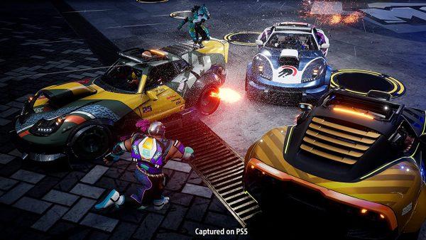 Car Combat