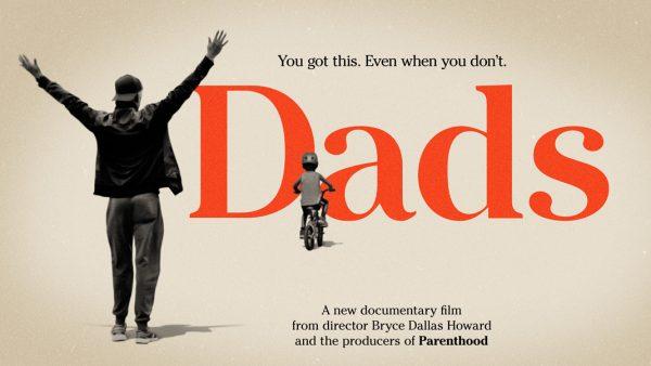 Apple TV Plus movie: Dads