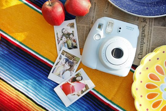 Fujifilm Instax Mini 8: Where To Buy This Pretty Instant Camera