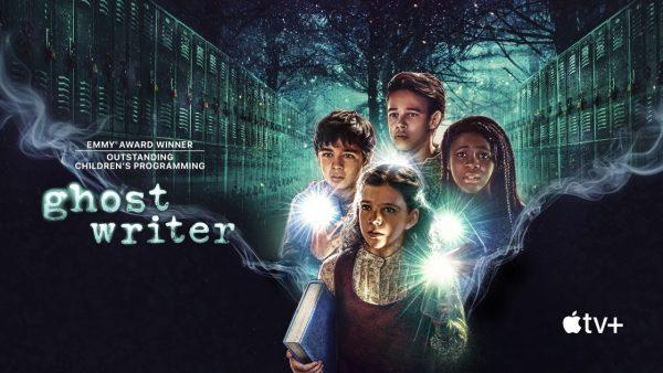 Apple TV Plus show: Ghostwriter