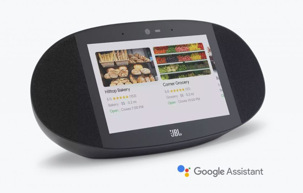 http://Google%20Assistant-compatible%20smart%20dislay%20JBL%20Link%20View