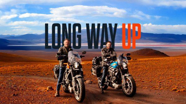 Apple TV Plus show: Long Way Up