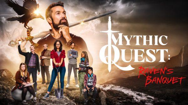 Apple TV Plus show: Mythic Quest: Raven's Banquet