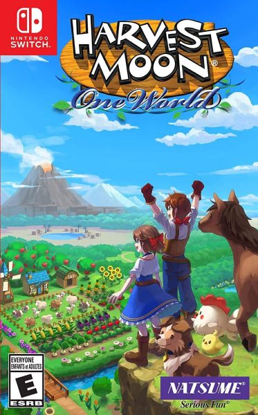New Harvest Moon Game