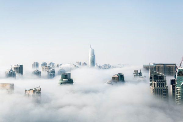 Cityscape Fog