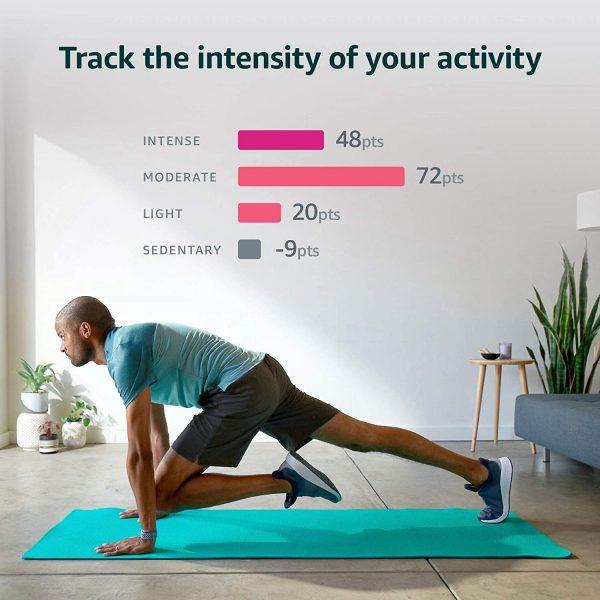 Amazon Halo Tracking Physical Activity