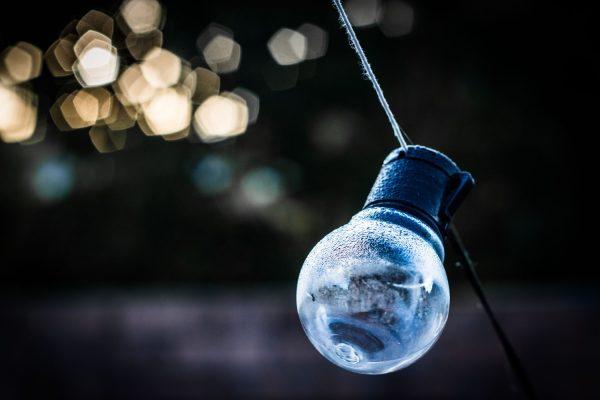 Rounded Light Bulb
