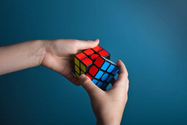 Rubrix Puzzle Cube