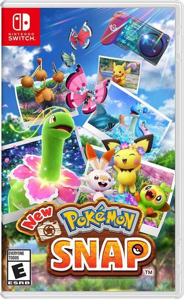 Pokemon Snap Switch